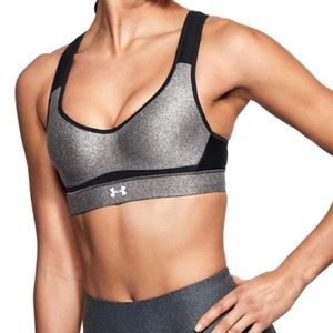 Under Armour HeatGear High-Impact bra size 38DD